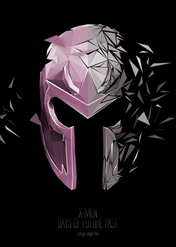 Magneto, X-Men Days of Future Past by s2lart