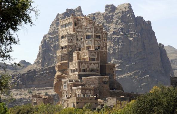 Dar al Hajar « Palace of Islam » (4)