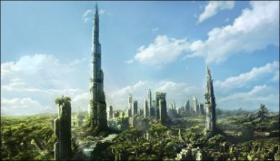 Dubai en ruine