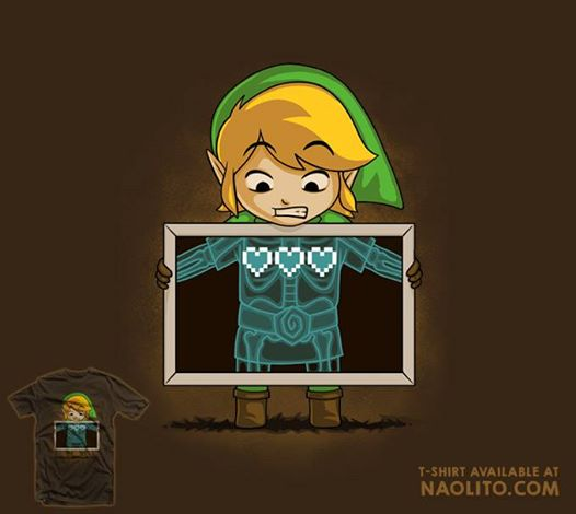 Link's Anatomical Anomaly by Naolito