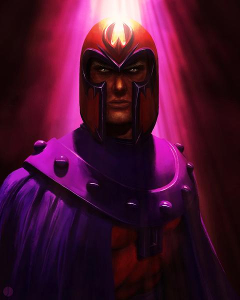 Magneto-by-John-Aslarona