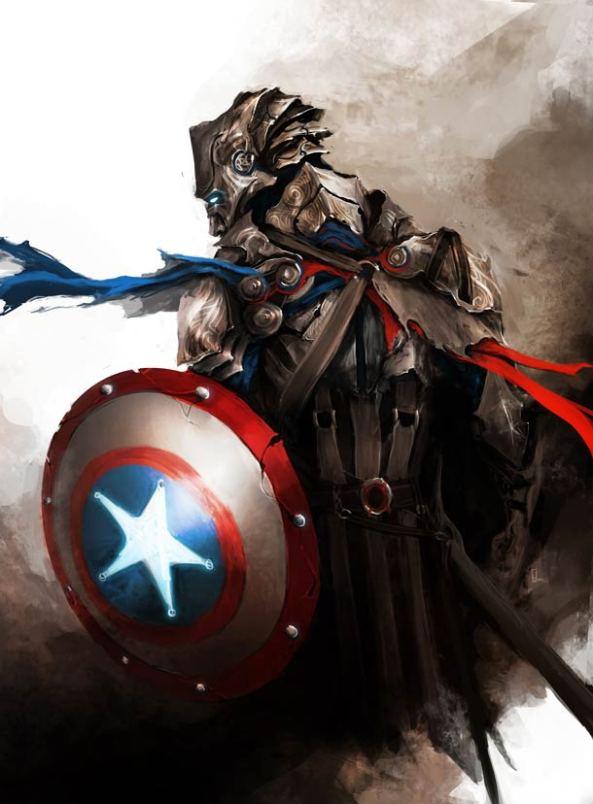 Medieval Avengers (2)