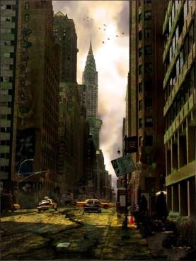 New York en ruine (2)