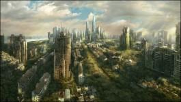 Shanghai en ruine