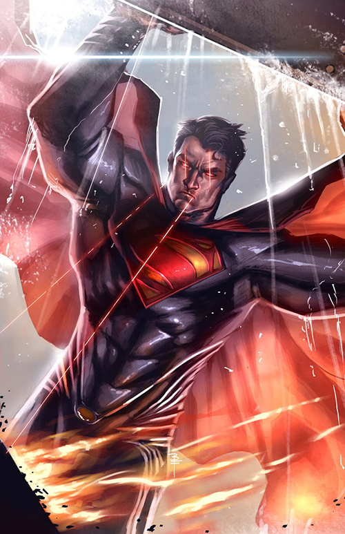 Superman by Brian Fajardo