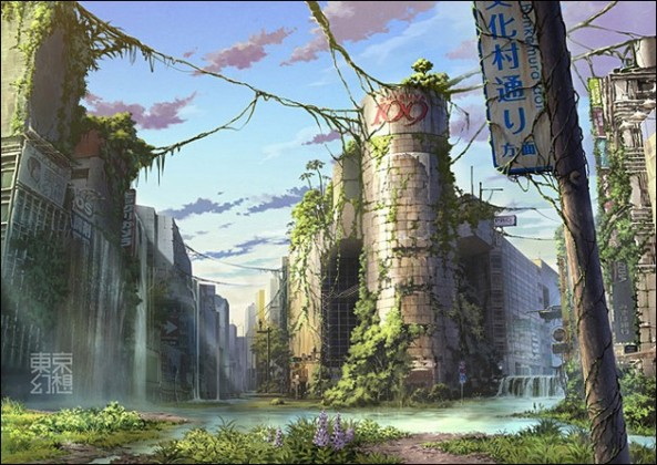 Tokyo en ruine (3)