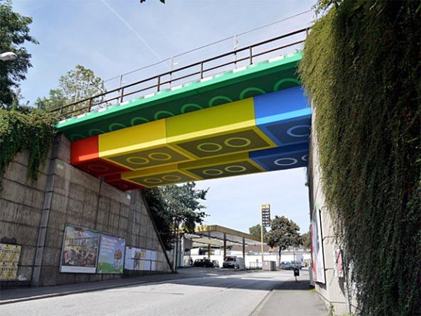 Un Pont en LEGO