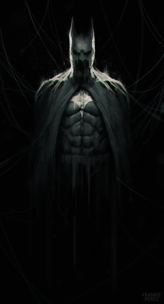 Batman by Frankie Perez