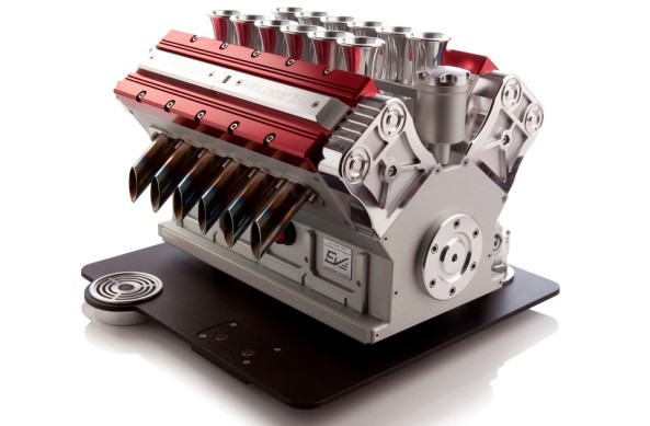 Espresso Veloce's V12 (5)