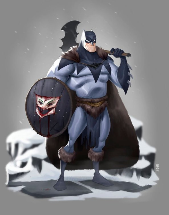 medieval-winter-warrior-batman