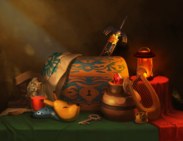 zelda_still_life_by_photia-d6m9zm3