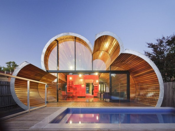 Cloud House par McBride Charles Ryan