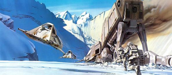 Illustrations-Originales-du-Storyboard-de-Star-Wars-13