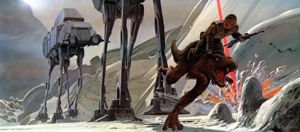 Illustrations-Originales-du-Storyboard-de-Star-Wars-14