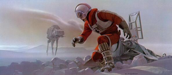 Illustrations-Originales-du-Storyboard-de-Star-Wars-15