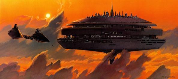 Illustrations-Originales-du-Storyboard-de-Star-Wars-19