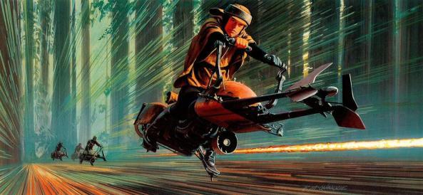 Illustrations-Originales-du-Storyboard-de-Star-Wars-26