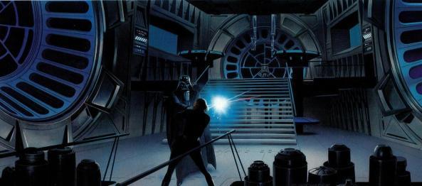 Illustrations-Originales-du-Storyboard-de-Star-Wars-29