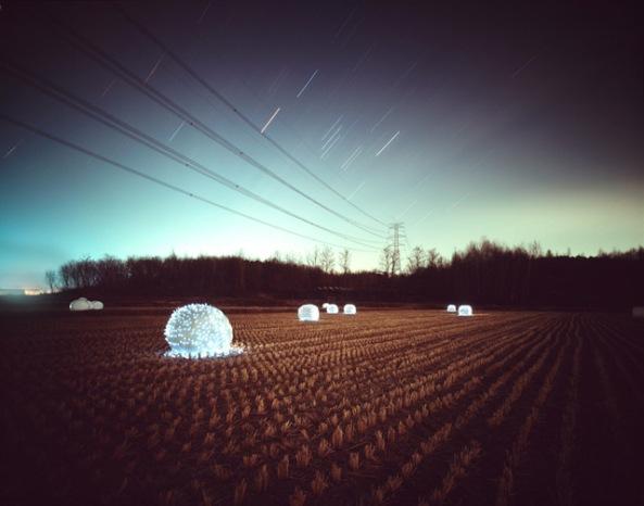 Light Installation by Lee Eunyeol (3)