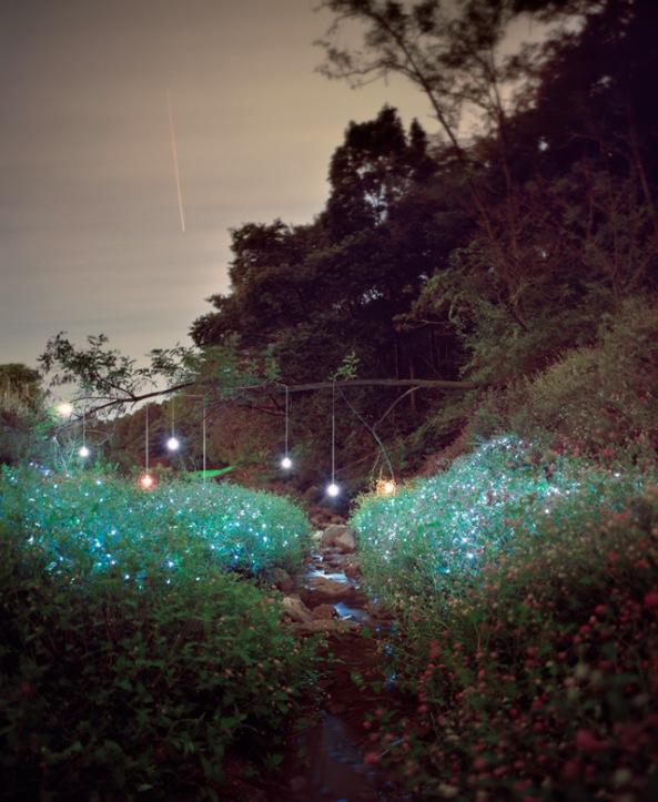 Light Installation by Lee Eunyeol (6)