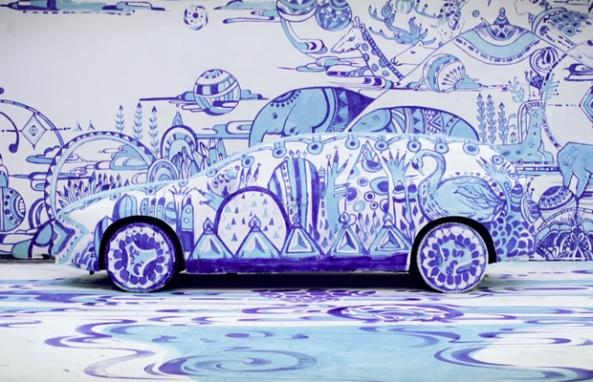 Volvo Art Session 2012 Timelapse (3)