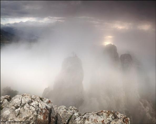 Le Mont Ai Petri à différents moments de l'année (8)