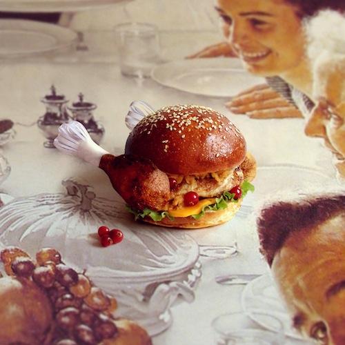 Burger Art (2)