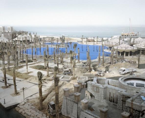 """Abandoned Dubai"" par Richard Allenby-Pratt (2)"
