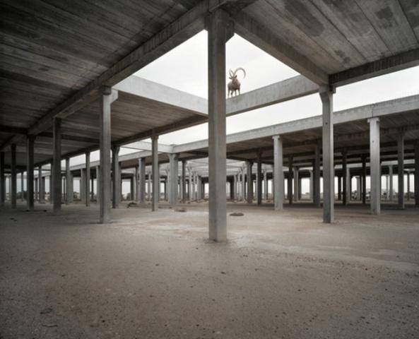 """Abandoned Dubai"" par Richard Allenby-Pratt (5)"