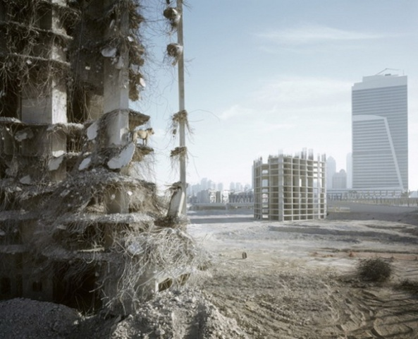 """Abandoned Dubai"" par Richard Allenby-Pratt (8)"