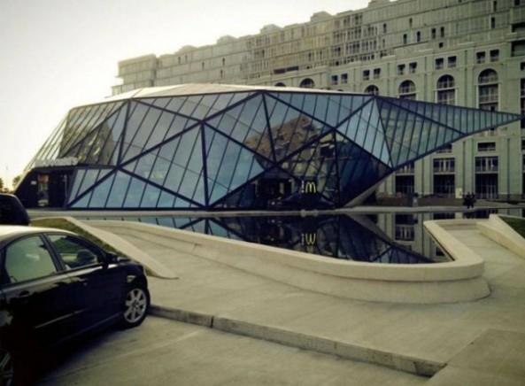 Le McDonald's Design de Batumi (3)