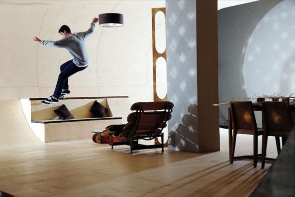 PAS House  Maison de rêve pour Skateurs (5)