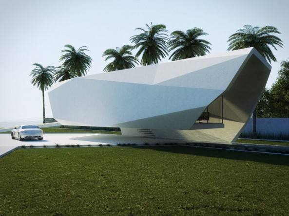 Wave House by Gunes Peksen (12)