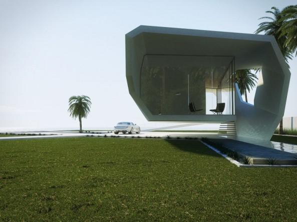 Wave House by Gunes Peksen (3)