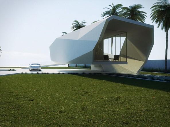 Wave House by Gunes Peksen (4)