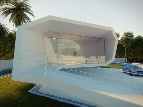 Wave House by Gunes Peksen (5)