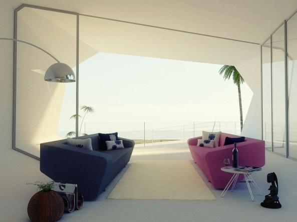 Wave House by Gunes Peksen (7)