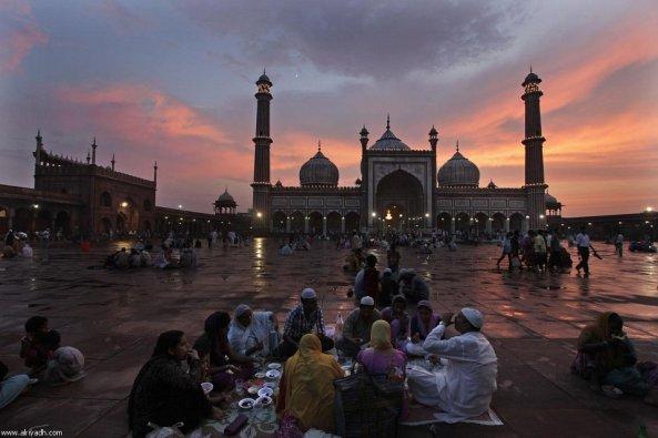 Iftar à New Delhi
